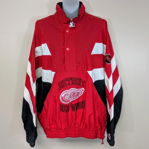 STARTER Other - Detroit Red Wings Vintage Starter Jacket